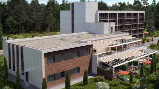 Коттеджный поселок Звенигород Family park (Звенигород Фемили парк)